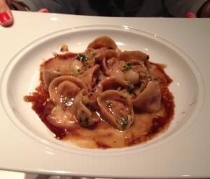 pasta, 42 the restaurant, ritz-carlton westchester, white plains