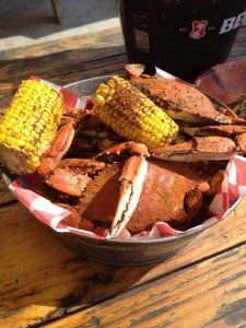 Brooklyn Crab, Seafood, Red Hook