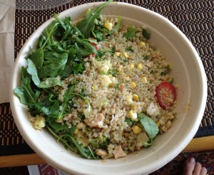 salad, sweetgreen, nyc, quinoa, nomad