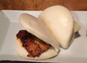 Best pork buns nyc, Ippudo NY, East Village, NYC