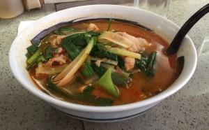 spicy miso ramen, tabata noodle, nyc, hells kicthen
