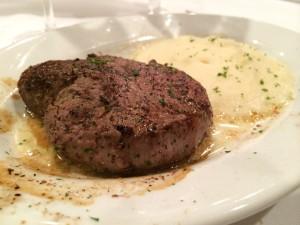Ruth's Chris, steak