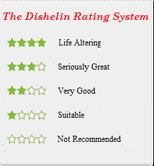 Dish Rating System