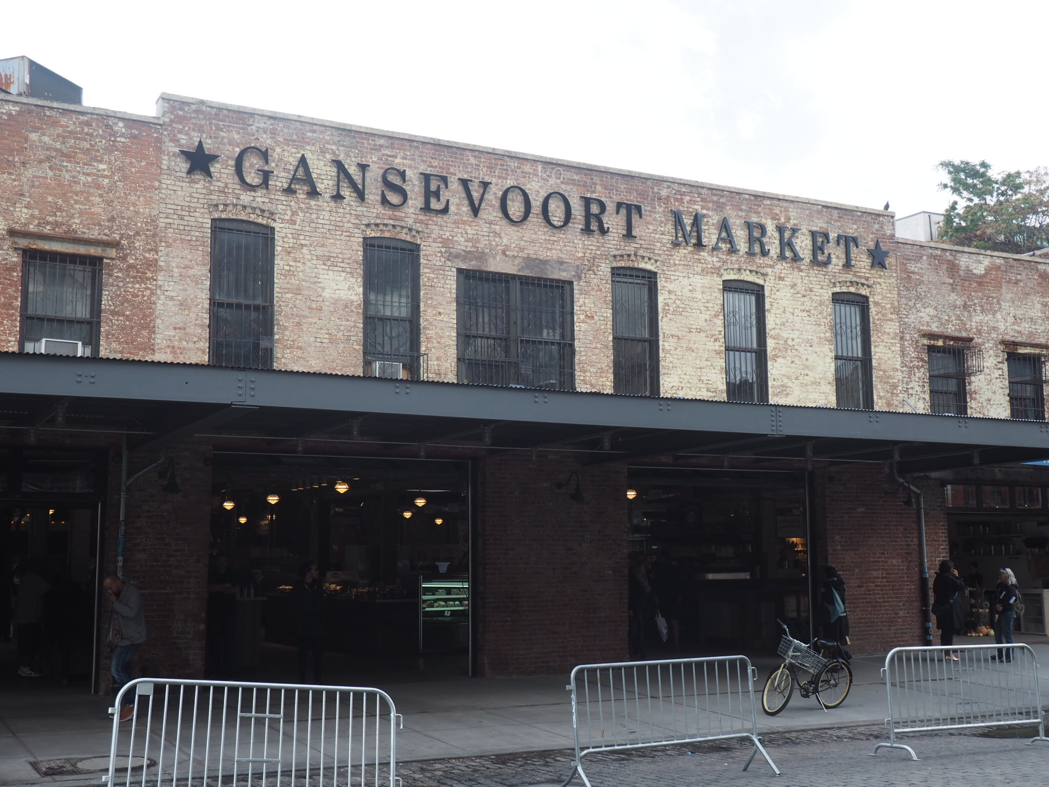 Gansevoort Market Gansevoort Market  The Dishelin Guide