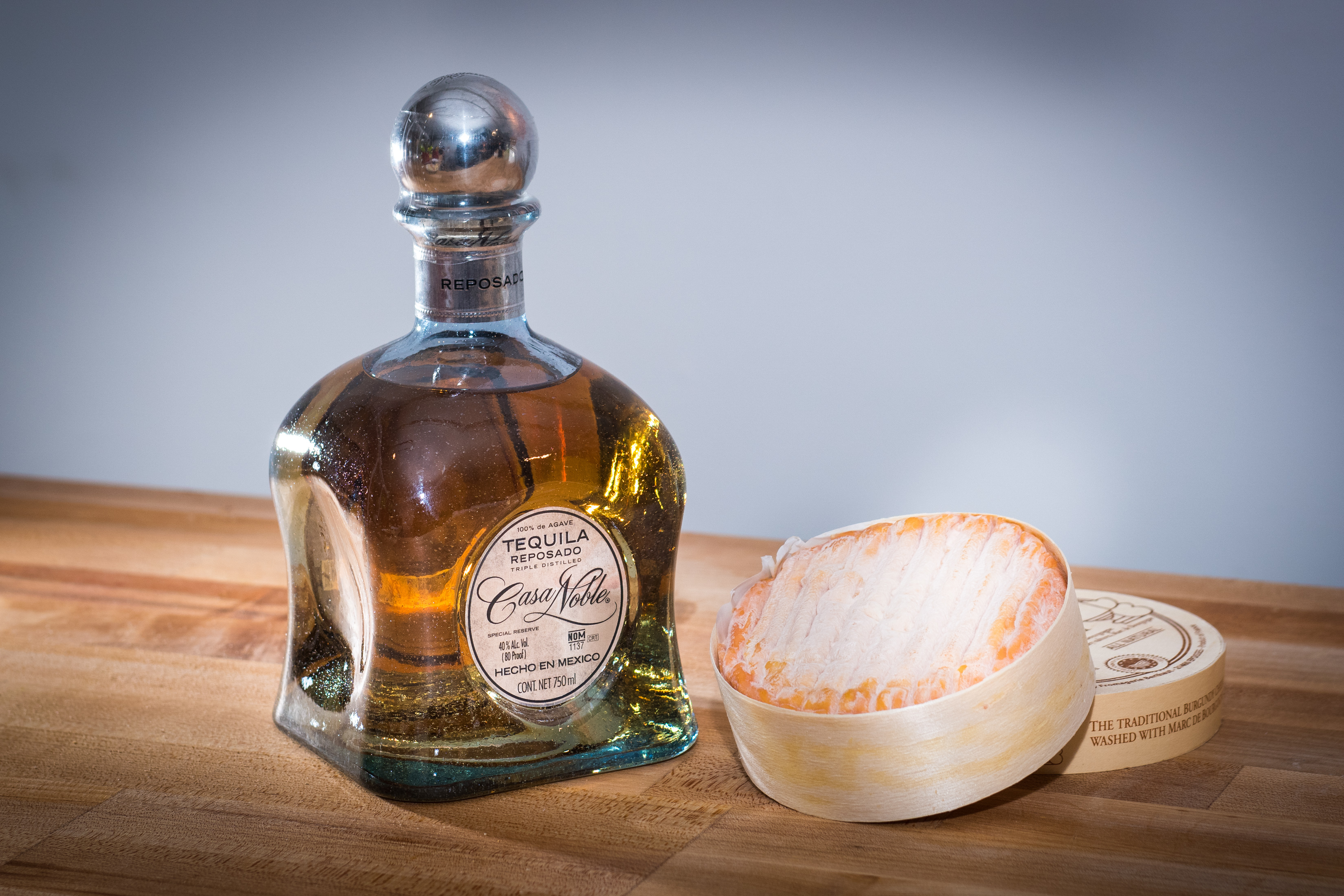 Casa Noble Tequila at The French Cheese Board
