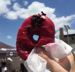 Donut, Dough, Smorgasburg, Williamsburg, Best Donut NYC
