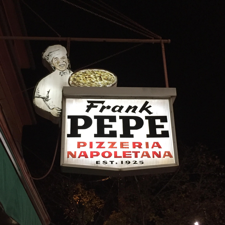 Original Frank Pepe Pizza (New Haven, CT)