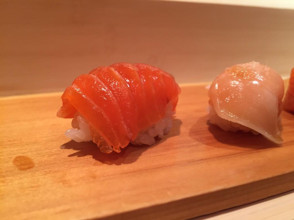 Sushi Yasuda, best sushi omakase nyc