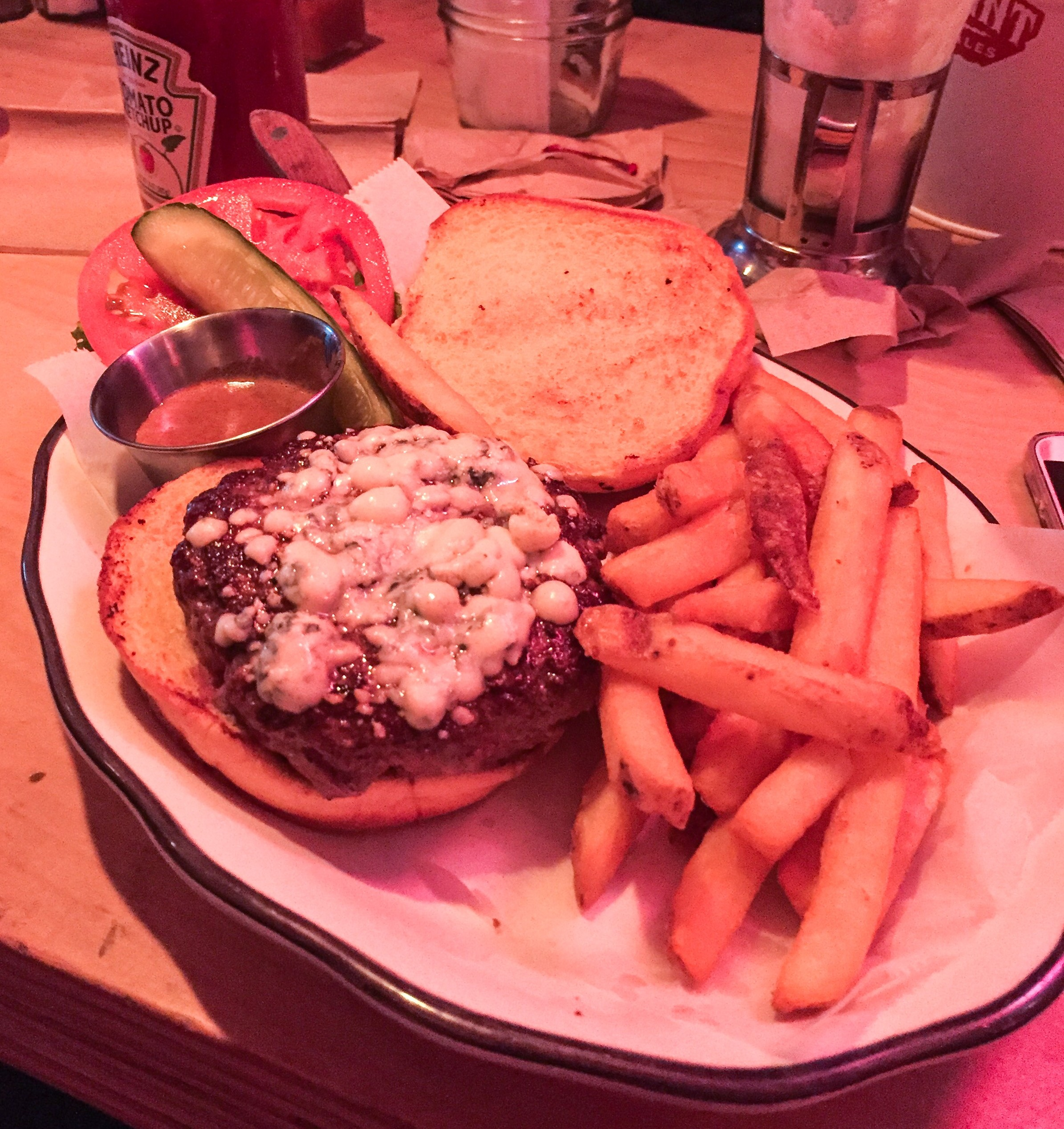 Black Tap Burger