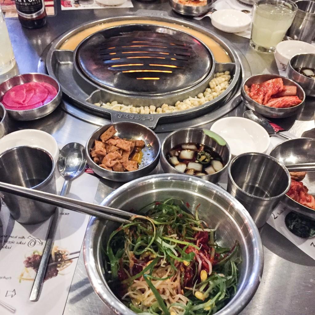 Hang Ko Dong Baekjong, Best Korean BBQ NYC, Koreatown