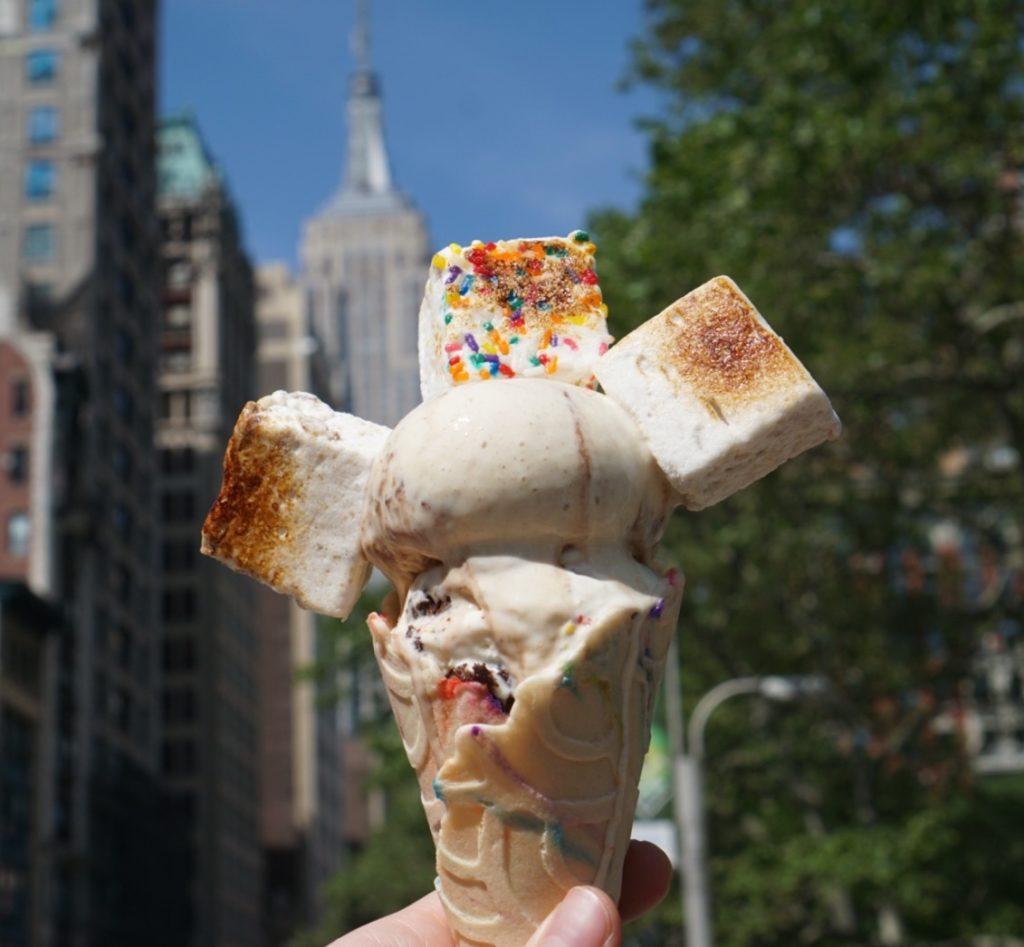 best ice cream new york nyc marshmellow