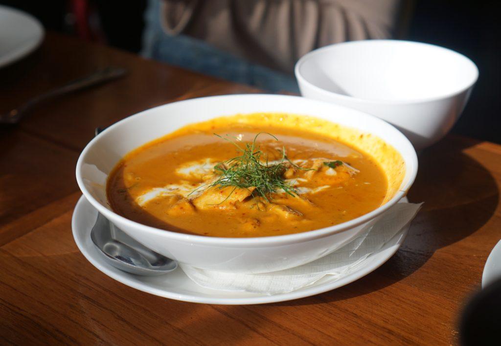 fish cheeks best thai nyc