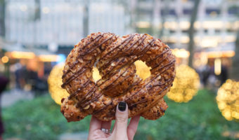 What to Eat at Winter Village at Bryant Park