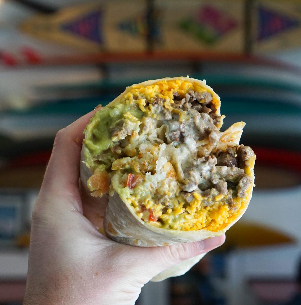 best burrito san diego, carne asada tater tots pacific beach