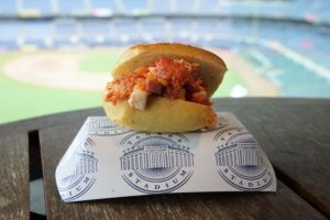 what to eat yankee stadium