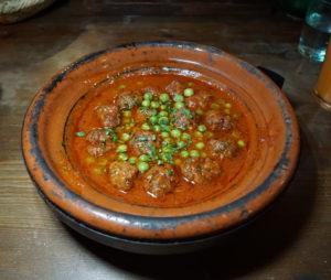 Morocco Lamb Meatballs