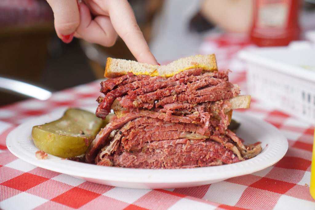 Montreal Best Smoked Meat