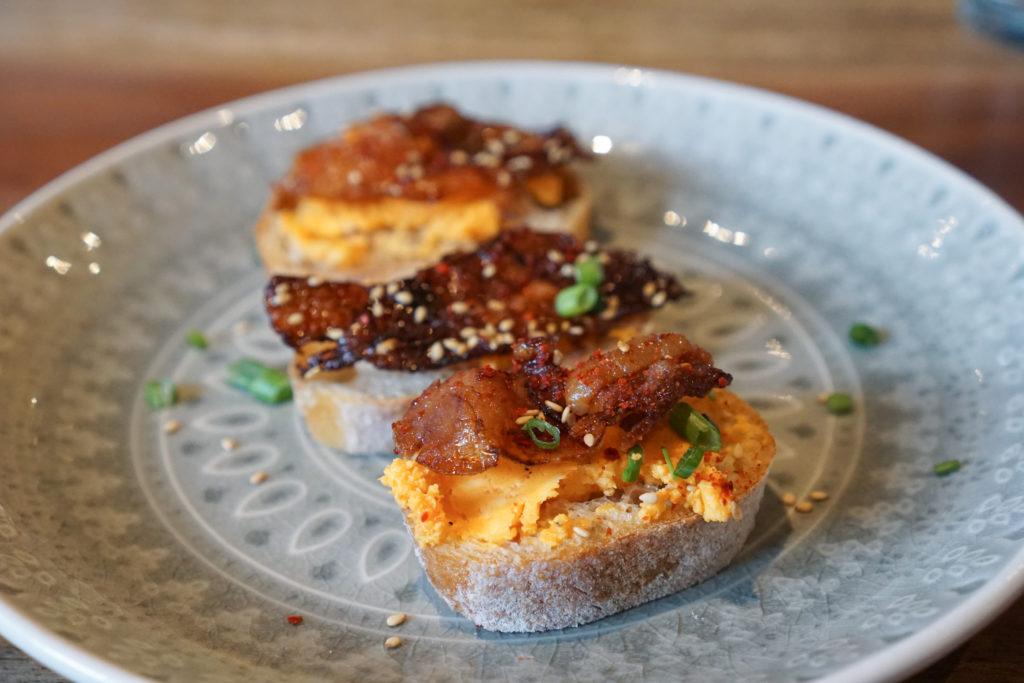 Belly Brooklyn NYC Bacon Tasting Menu