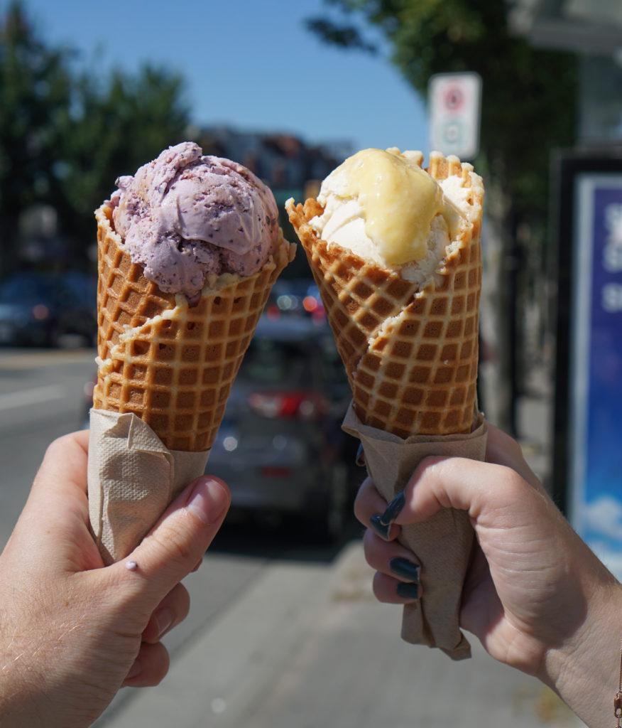 best ice cream vancouver