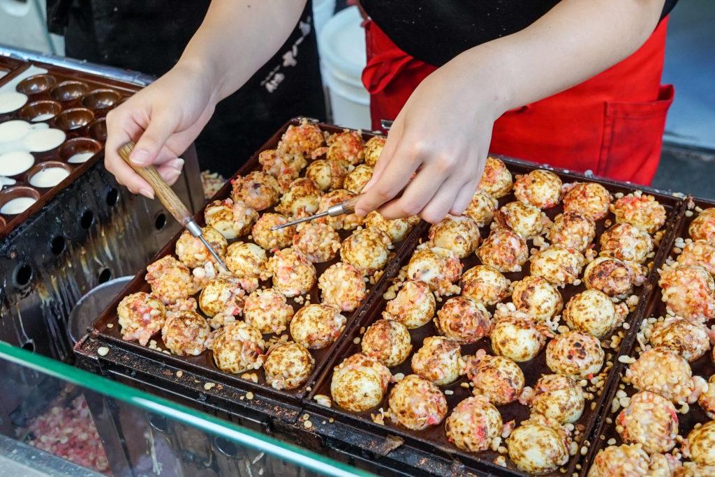 best takoyaki osaka octopus balls