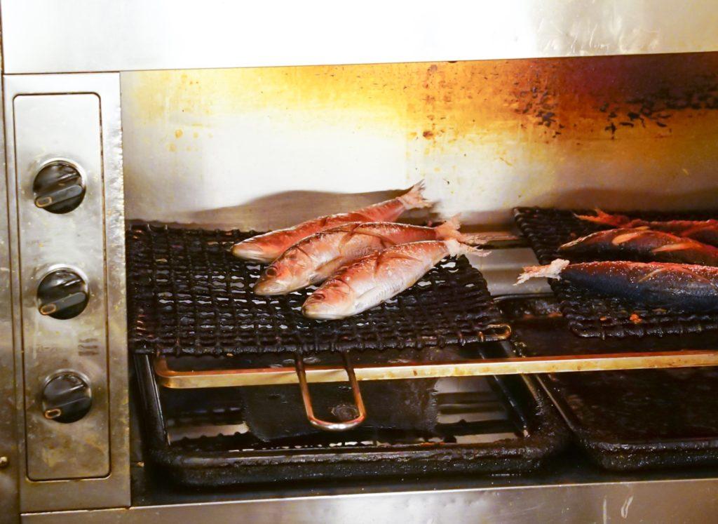 michelin recommended sardines kanazawa