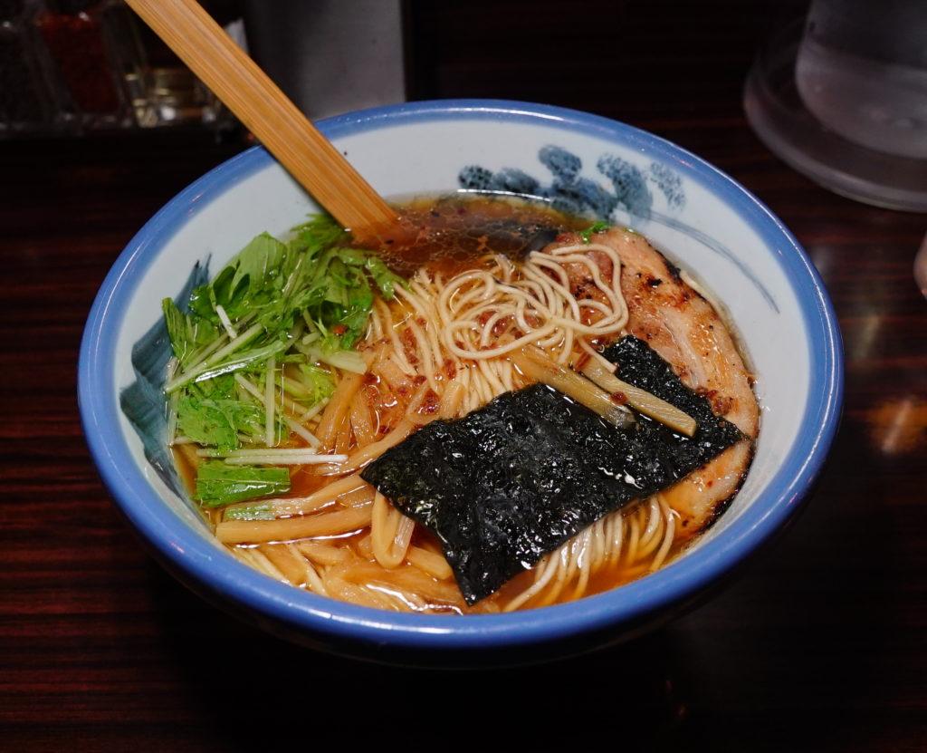 AFURI best ramen tokyo shio